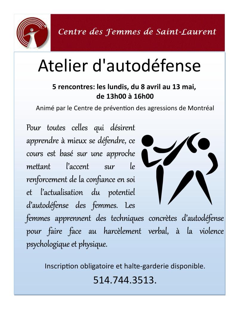 Autodéfense