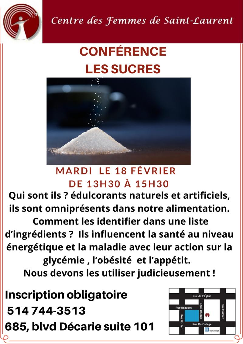 Conference_les_sucres