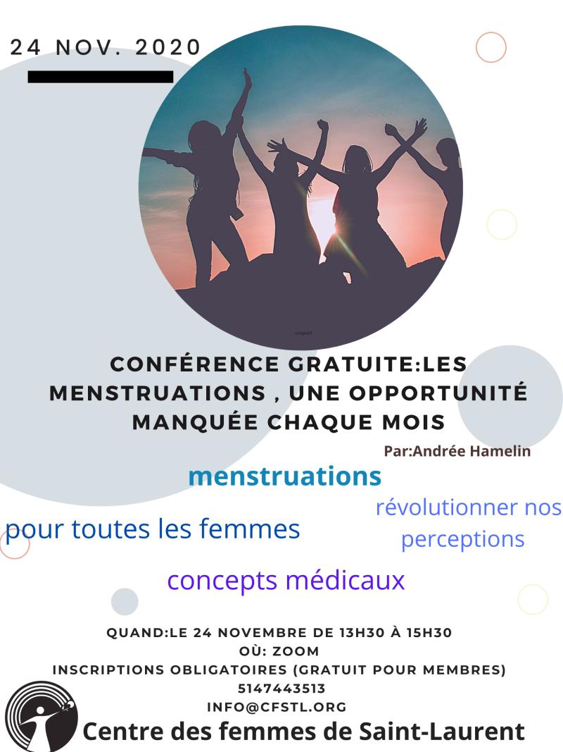 Menstruations